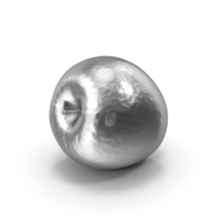 Silver Ambrosia Apple PNG & PSD Images