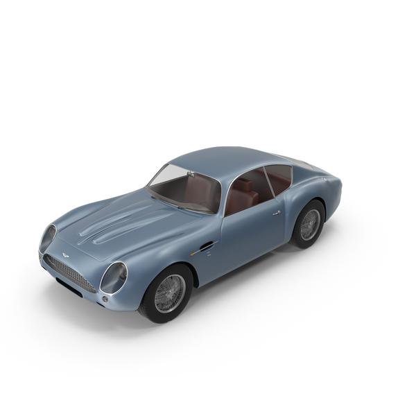 Aston Martin Zagato PNG & PSD Images