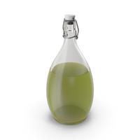 Bottle of Olive Oil PNG & PSD Images