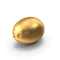 Gold Lemon PNG & PSD Images