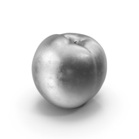 Silver Nectarine PNG & PSD Images