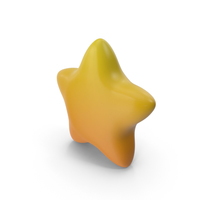 Star Token PNG & PSD Images