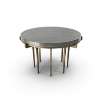 Marble Coffee Table PNG & PSD Images