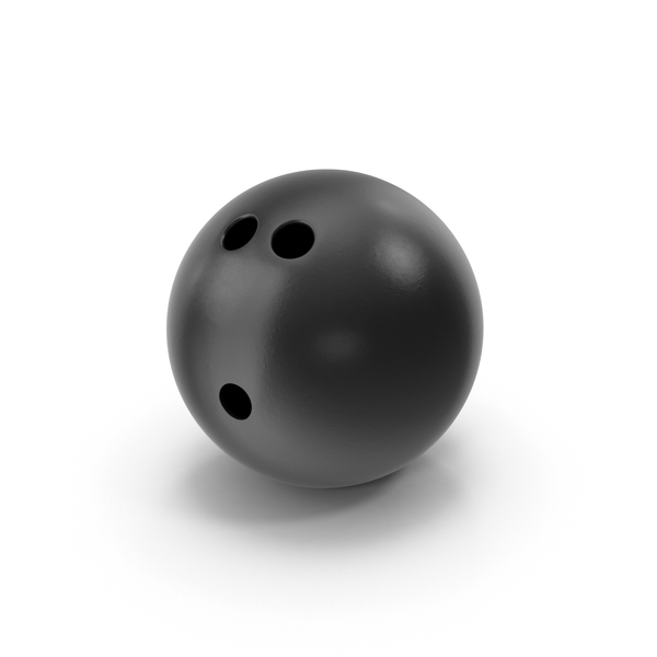 Bowling Ball Black PNG & PSD Images