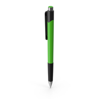 Green Pen PNG & PSD Images
