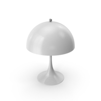 Panthella Table Lamp by Louis Poulsen PNG & PSD Images