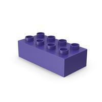 Purple 2x4 Lego PNG & PSD Images