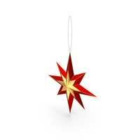 Christmas Toy Star PNG & PSD Images