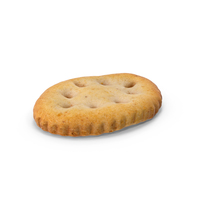 Round Cracker PNG & PSD Images