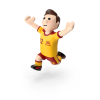 Football Player Goal PNG & PSD Images