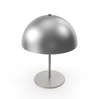 Chrome Table Lamp PNG & PSD Images