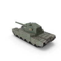 Type 2605 Super Heavy Tank PNG & PSD Images