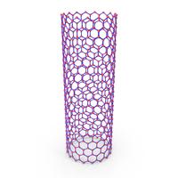 Graphene Nanotube PNG & PSD Images