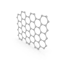 Graphene Stucture Cartoon PNG & PSD Images