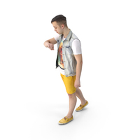 Summer Casual Man PNG & PSD Images