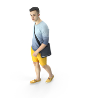 Spring Casual Man PNG & PSD Images