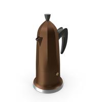 Moka Espresso Pot PNG & PSD Images