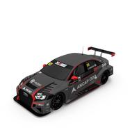 Santiago Urrutia's Audi RS3 LMS PNG & PSD Images