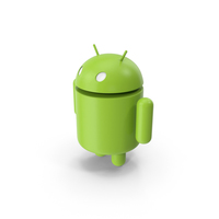 Android 3D PNG & PSD Images