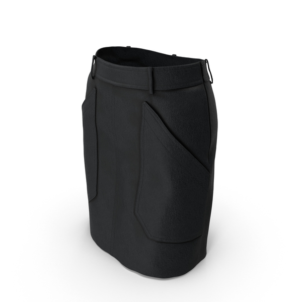 Leather Skirt PNG & PSD Images