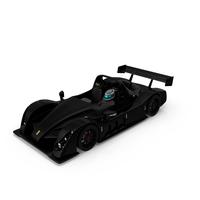 Radical Rapture Sports Car PNG & PSD Images