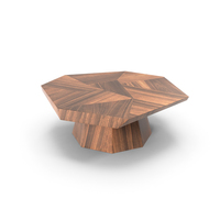 Bronx Geometric Coffee Table PNG & PSD Images
