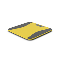Weighing Scale Yellow PNG & PSD Images