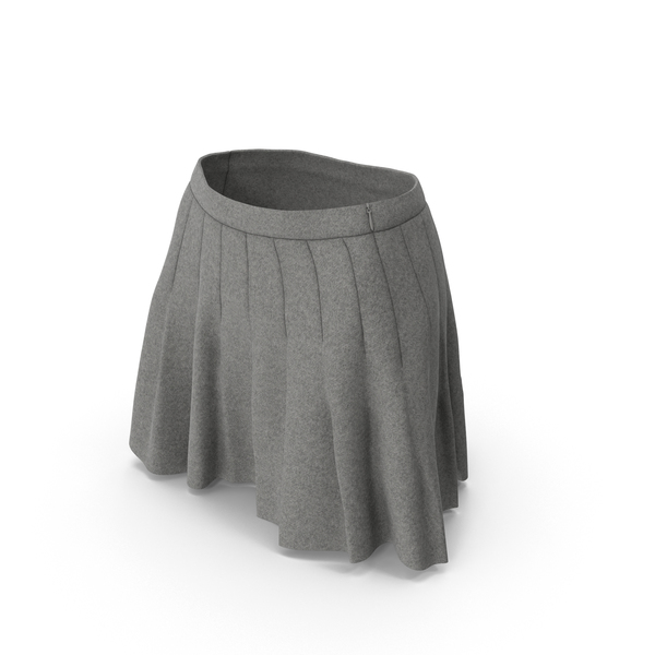 Pleated Skirt PNG & PSD Images