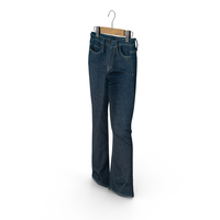 Women's Jeans PNG & PSD Images
