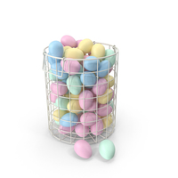 Spring Easter Decor PNG & PSD Images