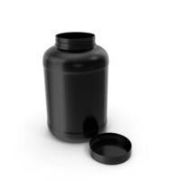 2 Gallon Plastic Jar PNG & PSD Images