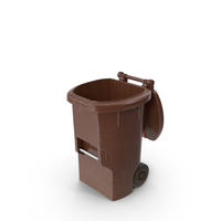 Trash Can Open PNG & PSD Images