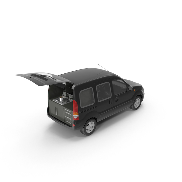 Catering Kitchen Car PNG & PSD Images