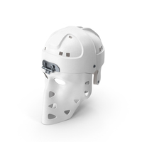 Mike Liut Goalie Mask PNG & PSD Images