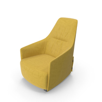 Santa Monica Lounge Chair PNG & PSD Images