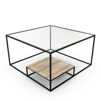 Urbia Furniture Franklin Coffee Table PNG & PSD Images