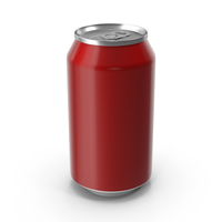 Soda Can Red PNG & PSD Images