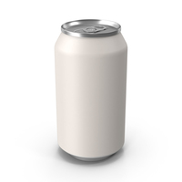 Soda Can White PNG & PSD Images