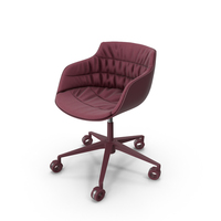 Flow Slim Chair PNG & PSD Images