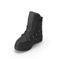Women's Boot PNG & PSD Images