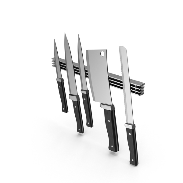 Kitchen Knives PNG & PSD Images