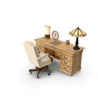 Classical Office PNG & PSD Images