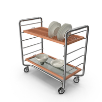 Dish Trolley PNG & PSD Images