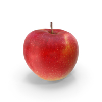 Pink Lady Apple PNG & PSD Images