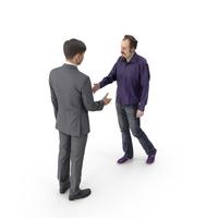 Men Handshake PNG & PSD Images