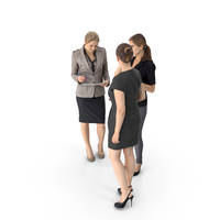 Businesswomen Meeting PNG & PSD Images