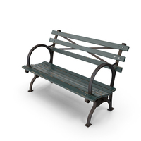 Short Bench PNG & PSD Images