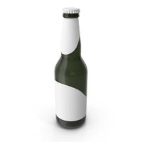 Generic Beer Bottle PNG & PSD Images