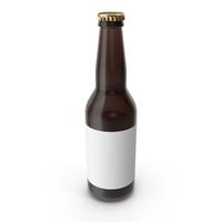 Sample Bottle of Beer PNG & PSD Images
