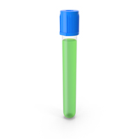 Test Tube Green PNG & PSD Images